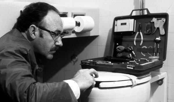 Francis Ford Coppola, O Vigilante (The Conversation, 1974)