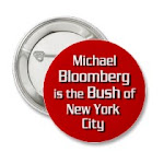 Struggling to Hold Back the Bloomberg Tide