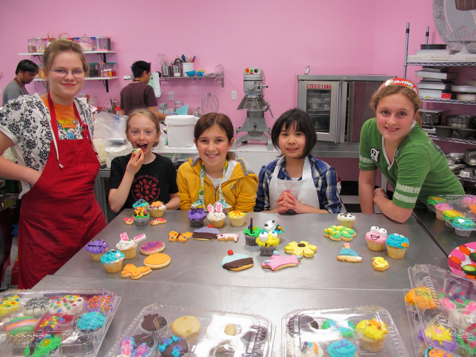 Cookie Decorating Classes Whimsical Cake Studio Inc Cake Decorating For You