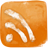 icon of a rss feed