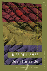 """Días de llamas"" edición para ereaders"