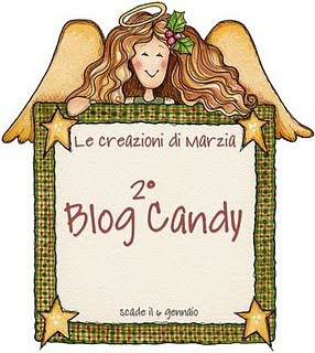 Blog candy Le follie di Marzia