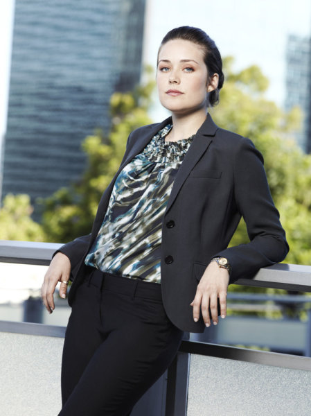 megan boone as dda lauren stanton