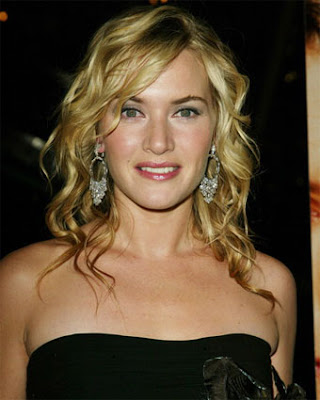 kate winslet new haircut photos. Kate Winslet New Haircut