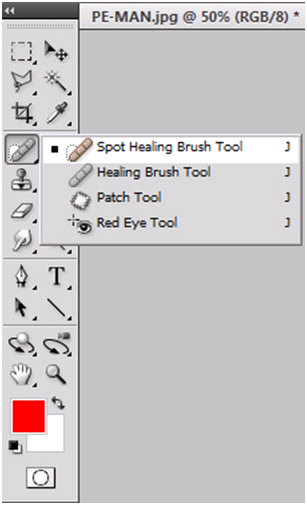 Brush tools for photoshop cs4.