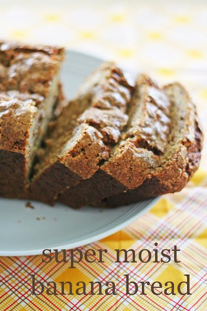 and Co.: super moist banana bread