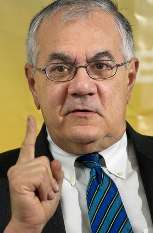 Gay Massachusetts congressman Barney Frank to retire after 16 terms in House ...