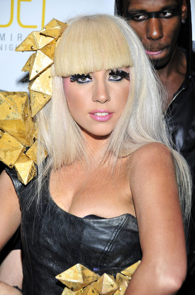 How to do Lady Gaga Fame Monster hair?