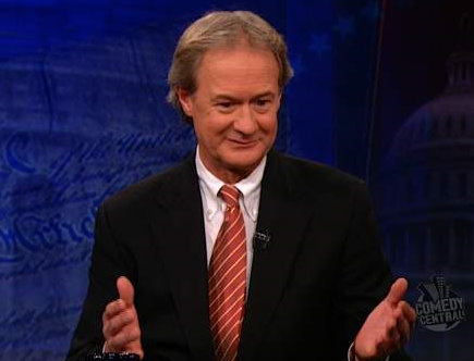 Lincoln Chafee, who was the only GOP Senator to ever express support for ...
