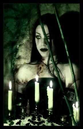angeles de amor. poemas goticos de amor para