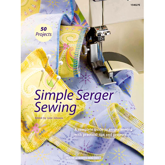 serger sewing projects Different samples of sewing projects with a serger sewing machine learn about this and more in this free sewing video taught by an expert tailor expert: ne.