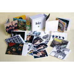 Beatles Remastered Box Set Mono