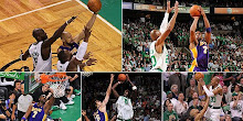 NBA mini movie. Celtics - Lakers #3
