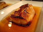 Black Cod Ponzu Yuzu