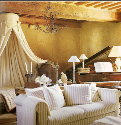 Interior Decorating Home Design Room Ideas A Country French House Authentic Elements