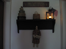My Selling Blog &#39;The Primitive Shelf&#39;