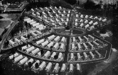 The Castrum and the Quonset Hut: Quonset Hut: Camp Layout