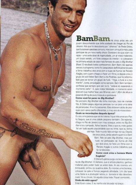 Magazine Do Caetano Zonaro Bbb