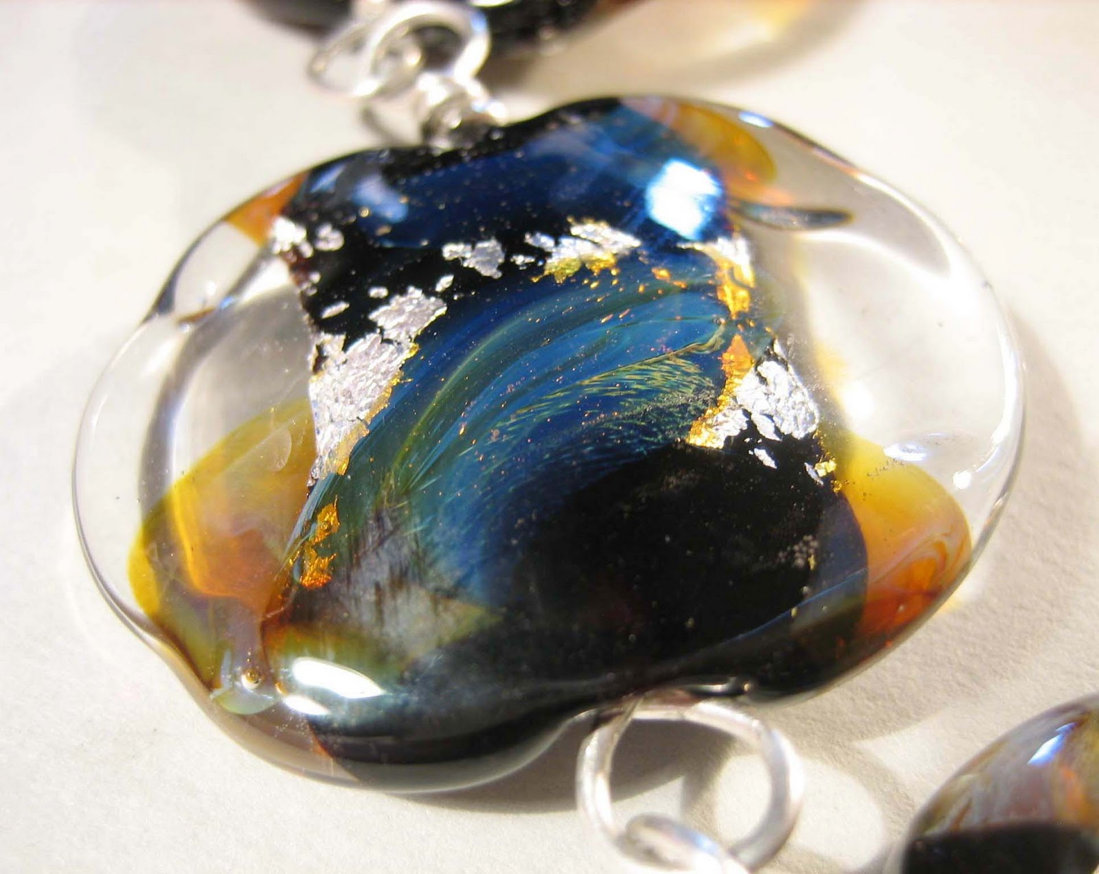 necklace online opal custom made pendant product fire