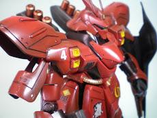 HG 1/144 Sazabi Gundam