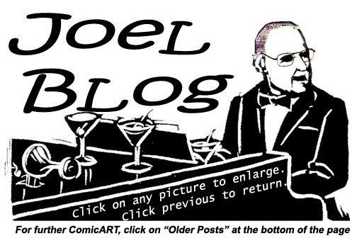 Joel Blog