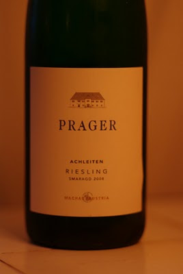 Riesling fra Weingut Prager