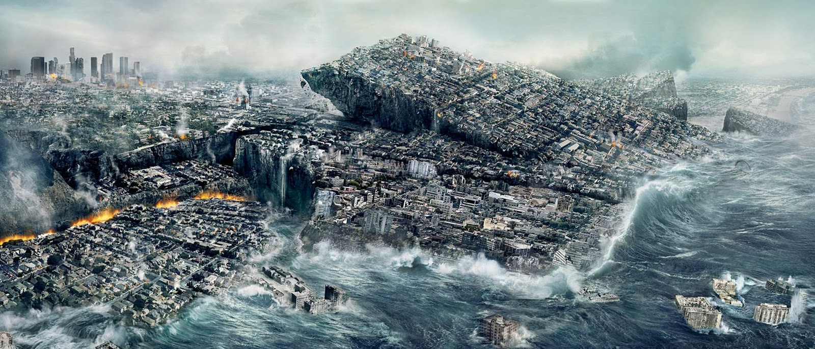 Серия локальных катастроф между 1450-м и 1850-м годами н.э.