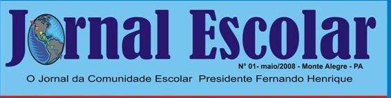 Jornal Escolar - FHC