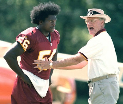 The Curly R: A Washington Redskins Blog: George Solomon's Memory ...