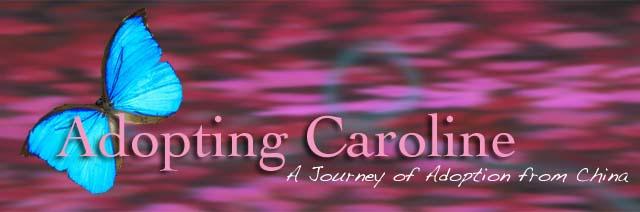 Adopting Caroline