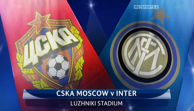 UEFA Champions League 2010 Internazionale 2 - 1 Chelsea HDTV XviD Avi (2 cds)