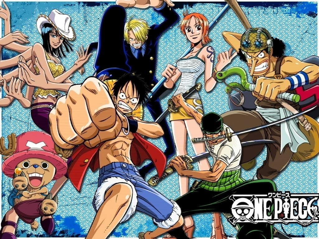 One Piece HD & Widescreen Wallpaper 0.794500554736216