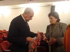 Conferencia organizada por la COMISION DEL BICENTENARIO de la PATRIA de Quilmes (08-05-09)