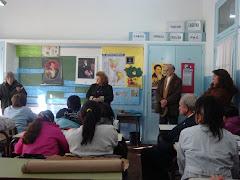 1er. Taller Escolar del Pensamiento Belgraniano.- Colegio Nro. 5  Alte. BROWN  (16-06-09))