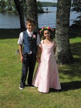 Bruddnäbbar på bröllop 7/ Aug 2010