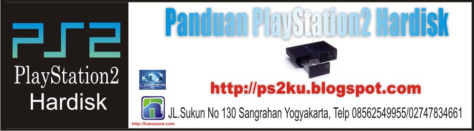 Trik Seputar Playstation 2 hardisk