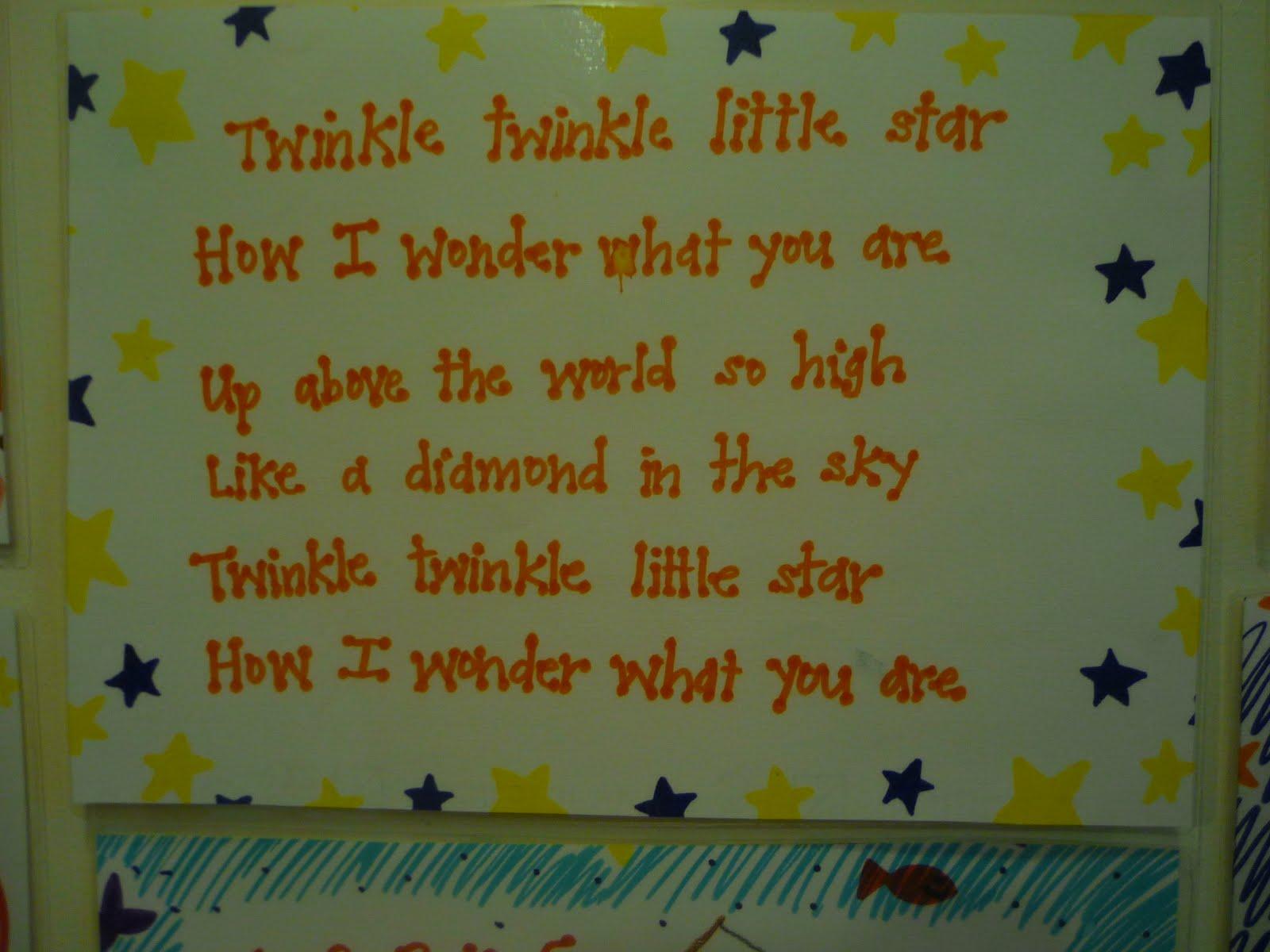 Twinkle Twinkle - The Imagination Tree