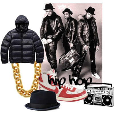 Fashion Trends on Hip Hop Heroes And Often Use Photos Of The 80s Style Icons As Fashion