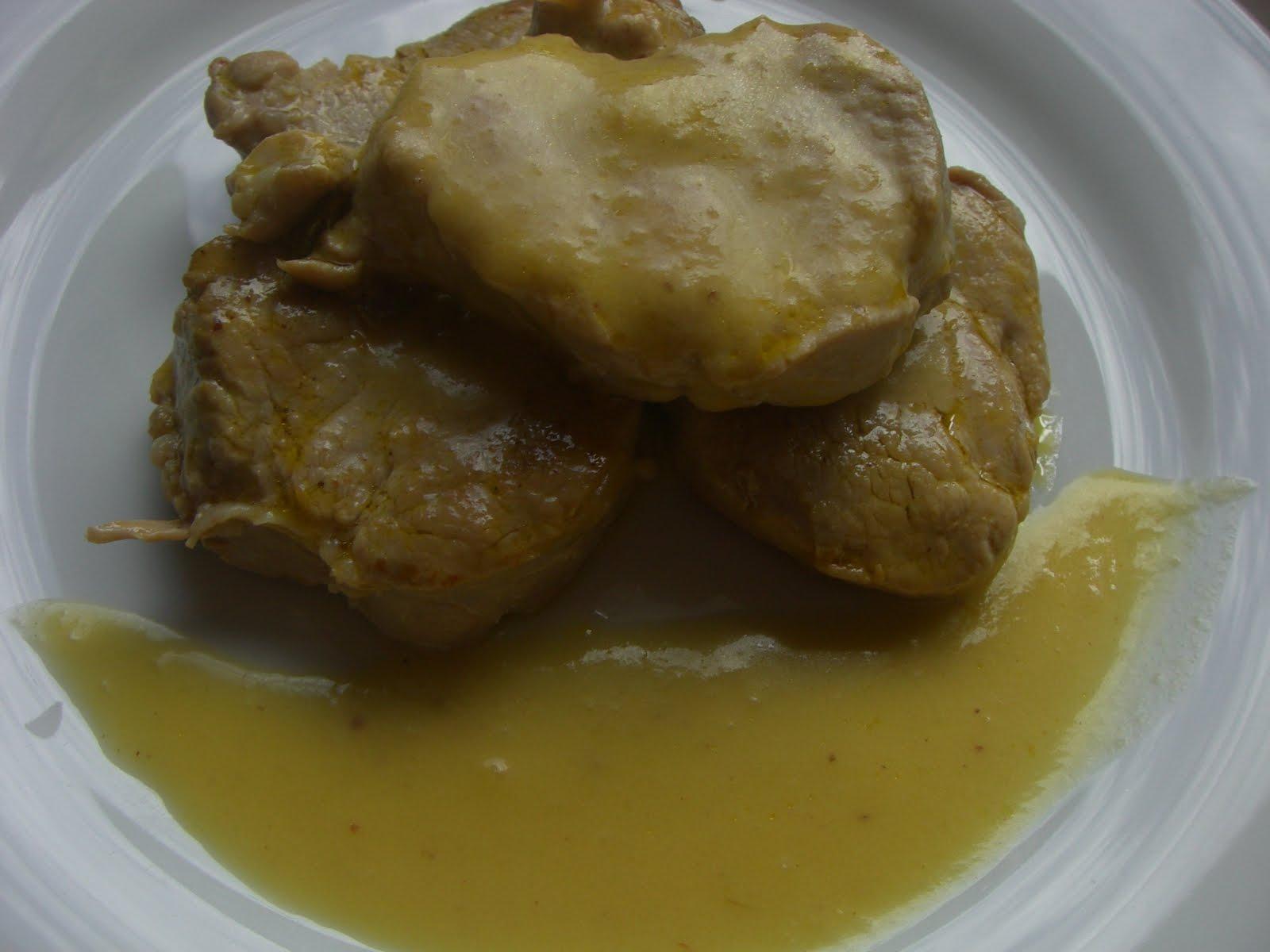 Solomillo a la mostaza utilizando thermomix cocina f cil for Cocina thermomix facil