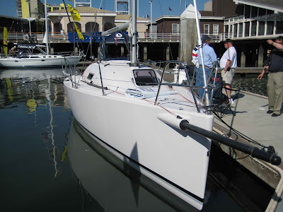 New Boat: Andrews 28