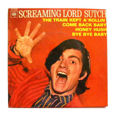 Lord Sutch She Was A Cheat