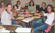 working as a visiting writer at Cape Elizabeth High School, fall 2006