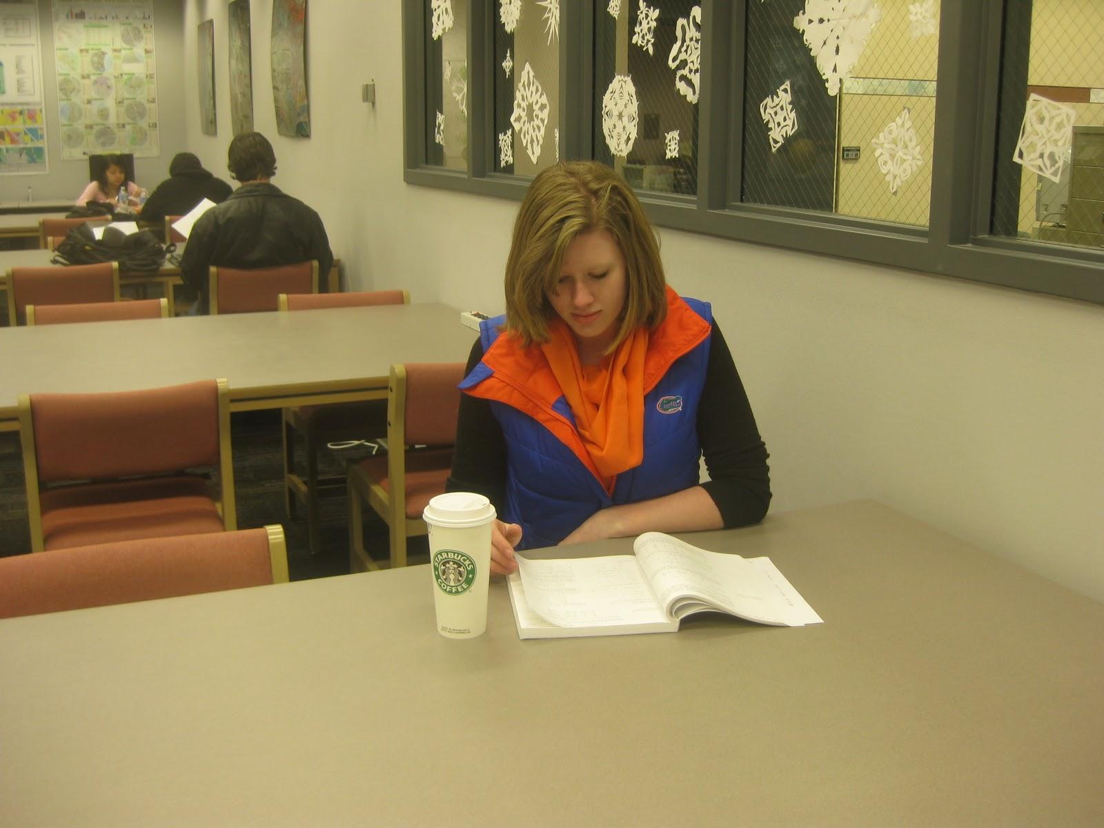 Marston Library Study Room