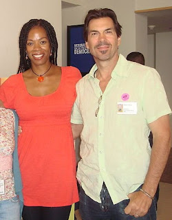 Just Like Me Couples: Kim Wayans and Kevin Knotts