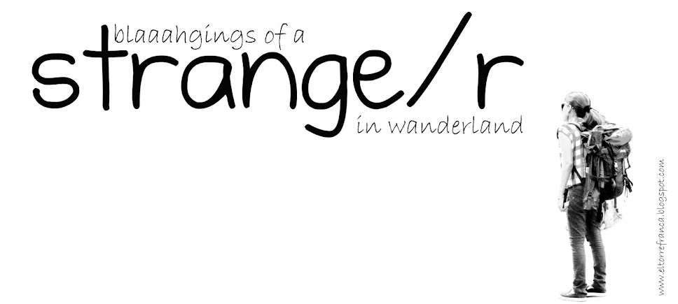 strange/r