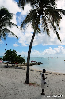 Pecheur Sainte Francois Guadeloupe