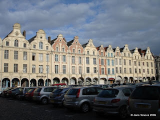 Place Beffroi d'Arras