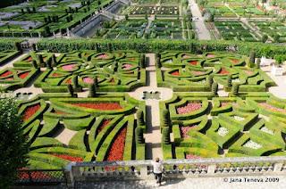 JardinDAmour Villandry