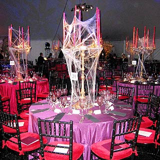 romantic wedding centerpiece decoration
