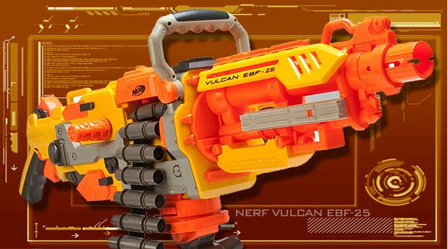 How to Snipe with a Nerf Vulcan: 8 Steps (with Pictures) - wikiHow